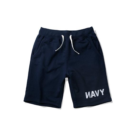 "<span style=""font-family:NanumGothic; font-size:15px; font-weight:bold;"">NAVY Sweat Shorts Navy</span><br /><span style=""font-family:NanumGothic; font-size:11px;"">NAVY P.T. Sweat Pants의 연장선에 놓여있는 제품으로 여름까지 시원하게 착용할 수 있는 스웨트 쇼츠 제품입니다. 특히 SS 시즌의 계절 특성에 맞도록 3 Threat Zurry 원단을 사용했으며 완성도 높은 재봉으로 마무리함으로써 제품의 단단함을 극대화하였습니다. 가장 편안하게 착용할 수 있는 패턴을 사용하고 허리를 Band로 처리했습니다. 곤색(NAVY)을 메인 컬러로 선택해 어떠한 상의와도 매칭이 좋으며 전면의 고압 처리 된 NAVY 나염 역시 포인트로 가미되어 디자인 역시 유니크한 제품입니다.</span><br /><a href=""http://www.wherehouse.co.kr/shop/shopdetail.html?branduid=730060&xcode=029&mcode=003&scode=&type=Y&sort=order"" target=""_blank""><span style=""font-size:11px; color:#FFE400;"">BUY NOW</span></a>"