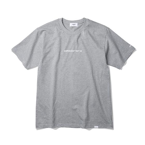 "<span style=""font-family:NanumGothic; font-size:15px; font-weight:bold;"">OG Logo Tubular T-Shirt Grey</span><br /><span style=""font-family:NanumGothic; font-size:11px;"">ESPIONAGE 2015 SS 시즌을 맞이해 새로운 원사와 제직으로 완성된 Knitting 제품으로 20's Combed Yarn(코마원사 튜브 20수) Cotton 원단을 바탕으로 20's의 가장 기본적인 두께지만 튜브 제직을 통해 높은 밀도와 단단함을 느낄 수 있는 제품입니다. 특히 샘플 튜브 제직을 진행한 뒤 제품의 시험 세탁까지 사전 작업을 이루어 수축률을 최소한으로 낮춘 제품입니다. 더불어 이번 시즌부터 새롭게 적용된 20's 제품만의 타이트한 넥 라인은 과거 빈티지 제품들을 철저히 분석해 새로운 폭과 방식으로 제작되었으며 제품 전면에는 ESPIONAGE OG LOGO가 나염처리 되어있습니다.   </span><br /><a href=""http://www.wherehouse.co.kr/shop/shopdetail.html?branduid=730364&xcode=029&mcode=003&scode=&type=Y&sort=order"" target=""_blank""><span style=""font-size:11px; color:#FFE400;"">BUY NOW</span></a>"