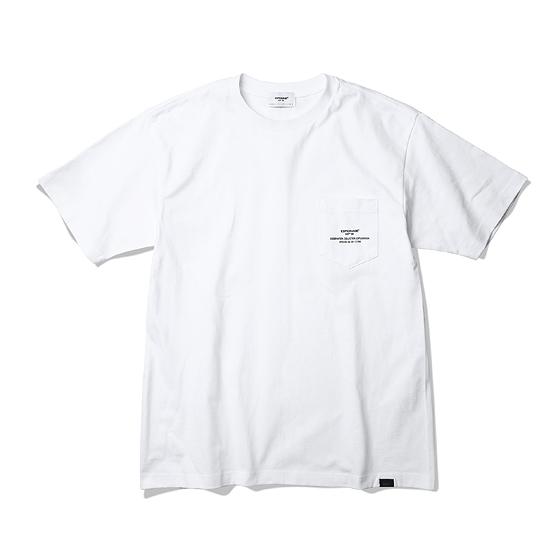 "<span style=""font-family:NanumGothic; font-size:15px; font-weight:bold;"">Mil Spec Pocket Tubular T-Shirt White</span><br /><span style=""font-family:NanumGothic; font-size:11px;"">ESPIONAGE 2015 SS 시즌을 맞이해 새로운 원사와 제직으로 완성된 Knitting 제품으로 20's Combed Yarn(코마원사 튜브 20수) Cotton 원단을 바탕으로 20's의 가장 기본적인 두께지만 튜브 제직을 통해 높은 밀도와 단단함을 느낄 수 있는 제품입니다. 특히 샘플 튜브 제직을 진행한 뒤 제품의 시험 세탁까지 사전 작업을 이루어 수축률을 최소한으로 낮춘 제품입니다. 더불어 이번 시즌부터 새롭게 적용된 20's 제품만의 타이트한 넥 라인은 과거 빈티지 제품들을 철저히 분석해 새로운 폭과 방식으로 제작되었으며 제품 전면 포켓부분에는 ESPIONAGE 밀리터리 스팩이 나염처리되어 있습니다.</span><br /><a href=""http://www.wherehouse.co.kr/shop/shopdetail.html?branduid=730365&xcode=029&mcode=003&scode=&type=Y&sort=order"" target=""_blank""><span style=""font-size:11px; color:#FFE400;"">BUY NOW</span></a>"