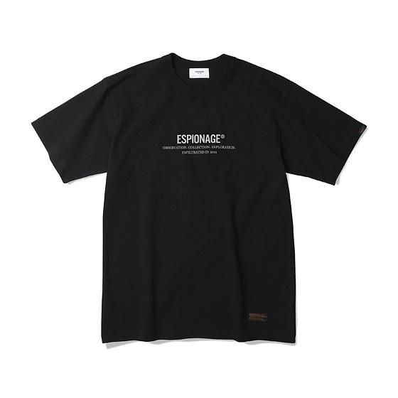 "<span style=""font-family:NanumGothic; font-size:15px; font-weight:bold;"">ESP OG Logo T-Shirts Black</span><br /><span style=""font-family:NanumGothic; font-size:11px;"">Espionage에서 직접 시직하고 제직한 30수 2합 16's Combed Yarn(16수 코마원사) 원단을 메인으로 하여 가장 기본적인 두께지만 높은 밀도와 단단함을 느낄 수 있는 제품입니다. 더불어 이번 시즌부터 새롭게 적용된 16's 제품만의 타이트한 넥 라인은 과거 빈티지 제품들을 철저히 분석해 새로운 폭과 방식으로 제작되었습니다. 제품 전면에는 2016년도 버전의 Espionage OG 로고, 후면에는 서울(Espionage HQ)의 위도 및 경도 좌표 N37'56' 그래픽을 고압력 및 고열의 특수 나염 처리 방식을 사용하여 오랜 사용감에도 데미지가 적도록 나염처리 하였습니다. 새로운 밀도감으로 재탄생한 2016 SS 시즌의 니팅 제품들은 고객분들에게 충분히 만족시킬만한 완성도를 드리리라 생각합니다.</span><br /><a href=""http://www.wherehouse.co.kr/shop/shopdetail.html?branduid=737336"" target=""_blank""><span style=""font-size:11px; color:#FFE400;"">BUY NOW</span></a>"