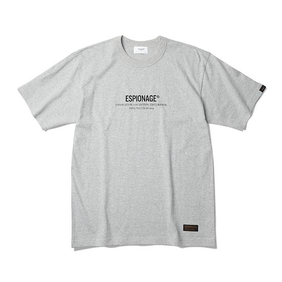 "<span style=""font-family:NanumGothic; font-size:15px; font-weight:bold;"">ESP OG Logo T-Shirts Grey</span><br /><span style=""font-family:NanumGothic; font-size:11px;"">Espionage에서 직접 시직하고 제직한 30수 2합 16's Combed Yarn(16수 코마원사) 원단을 메인으로 하여 가장 기본적인 두께지만 높은 밀도와 단단함을 느낄 수 있는 제품입니다. 더불어 이번 시즌부터 새롭게 적용된 16's 제품만의 타이트한 넥 라인은 과거 빈티지 제품들을 철저히 분석해 새로운 폭과 방식으로 제작되었습니다. 제품 전면에는 2016년도 버전의 Espionage OG 로고, 후면에는 서울(Espionage HQ)의 위도 및 경도 좌표 N37'56' 그래픽을 고압력 및 고열의 특수 나염 처리 방식을 사용하여 오랜 사용감에도 데미지가 적도록 나염처리 하였습니다. 새로운 밀도감으로 재탄생한 2016 SS 시즌의 니팅 제품들은 고객분들에게 충분히 만족시킬만한 완성도를 드리리라 생각합니다.</span><br /><a href=""http://www.wherehouse.co.kr/shop/shopdetail.html?branduid=737337"" target=""_blank""><span style=""font-size:11px; color:#FFE400;"">BUY NOW</span></a>"