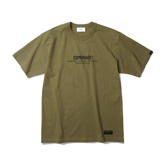 "<span style=""font-family:NanumGothic; font-size:15px; font-weight:bold;"">ESP OG Logo T-Shirts Olive</span><br /><span style=""font-family:NanumGothic; font-size:11px;"">Espionage에서 직접 시직하고 제직한 30수 2합 16's Combed Yarn(16수 코마원사) 원단을 메인으로 하여 가장 기본적인 두께지만 높은 밀도와 단단함을 느낄 수 있는 제품입니다. 더불어 이번 시즌부터 새롭게 적용된 16's 제품만의 타이트한 넥 라인은 과거 빈티지 제품들을 철저히 분석해 새로운 폭과 방식으로 제작되었습니다. 제품 전면에는 2016년도 버전의 Espionage OG 로고, 후면에는 서울(Espionage HQ)의 위도 및 경도 좌표 N37'56' 그래픽을 고압력 및 고열의 특수 나염 처리 방식을 사용하여 오랜 사용감에도 데미지가 적도록 나염처리 하였습니다. 새로운 밀도감으로 재탄생한 2016 SS 시즌의 니팅 제품들은 고객분들에게 충분히 만족시킬만한 완성도를 드리리라 생각합니다.</span><br /><a href=""http://www.wherehouse.co.kr/shop/shopdetail.html?branduid=737339"" target=""_blank""><span style=""font-size:11px; color:#FFE400;"">BUY NOW</span></a>"