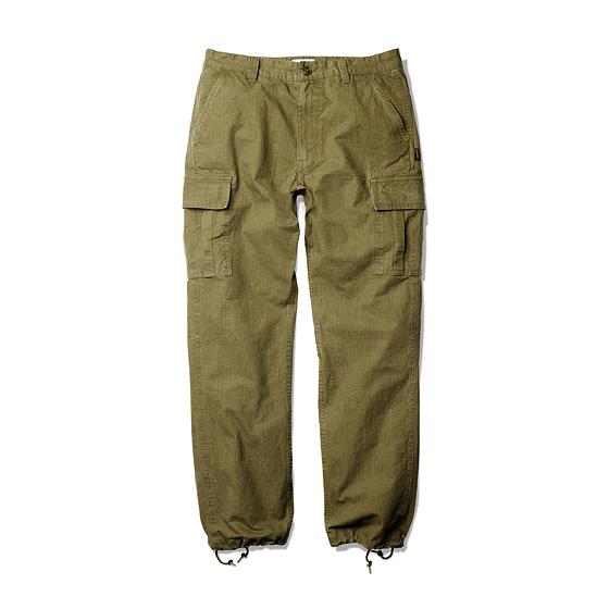 "<span style=""font-family:NanumGothic; font-size:15px; font-weight:bold;"">Romit Ripstop Cargo Pants Copper</span><br /><span style=""font-family:NanumGothic; font-size:11px;"">1960년 대 배트남 전쟁 당시 미국 육군에게 보급 된 전투 복장인 초기형 U.S Army Jungle Fatigue Pants를 모티브로 하여 새롭게 디자인 된 제품입니다. 메인원단으로 사용 된 Ripstop(립스탑)은 제 2차 세계대전 때 군사용도로 처음 개발 되었으며 찢어짐을 방지하기 위해 바둑판 무늬로 강한 실을 사이사이에 넣어 파열이나 외부 손상에 강해 내구성이 뛰어 난 원단으로 에스피오나지에서 직접 제직하여 원단의 두께나 촉감을 몸소 느끼실 수 있습니다. 또한 완봉 후 별도의 데미지 워싱으로 마무리하여 원단 특유의 고시감과 더불어 워싱 시 얻는 데미지의 민감한 감도까지 표현해 낸 제품입니다.</span><br /><a href=""http://www.wherehouse.co.kr/shop/shopdetail.html?branduid=735757"" target=""_blank""><span style=""font-size:11px; color:#FFE400;"">BUY NOW</span></a>"