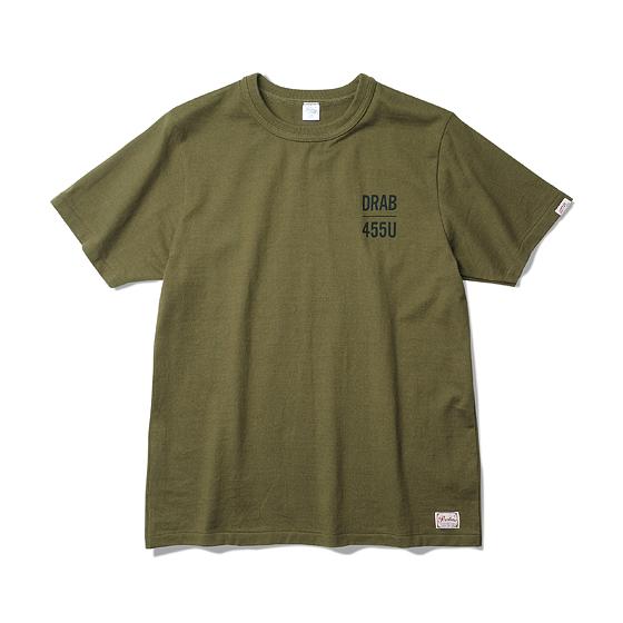"<span style=""font-family:NanumGothic; font-size:15px; font-weight:bold;"">Drap 455U Tee Olive</span><br /><span style=""font-family:NanumGothic; font-size:11px;"">Prestons社는 미국산 면화(U.S.A Cotton)를 이용하여 질 좋은 니팅 아이템들을 만들어내는 일본 브랜드이며 활용도 높은 베이스 티셔츠를 비롯 포켓 티셔츠및 피케 셔츠 등을 다양한 컬러로 생산하고 있습니다. Prestons社의 모든 제품은 매끈한 촉감을 자랑하는 미국 면화(U.S.A Cotton)만을 사용, 화학섬유를 전혀 사용하지 않는 미국 목화 100%를 이용하여 제작됩니다. 미국 면화가 최상의 품질을 갖게 된 것은 지속적인 연구와 개발을 통해 더 우수한 면화 품종 개발에 힘쓴 결과이며 근대농법과 바이오 기술, 기름진 땅과 태양, 산에서 순수하게 녹은 물의 해택을 받아 선별하여 고품질 면화로 인정받고 있습니다. 미국 면화의 특징은 오염이 적은 고순도 면화, 최상위 고품질 면화, 마지막으로 투명한 재배 과정을 말할 수 있습니다. 미국 면화는 깨끗하고 촘촘하며 내구성이 높아 균질한 제품으로 생산이 가능하며 불순물이 적어 높은 순도로 다양한 면을 생산할 수 있습니다.</span><br /><a href=""http://www.wherehouse.co.kr/shop/shopdetail.html?branduid=736239"" target=""_blank""><span style=""font-size:11px; color:#FFE400;"">BUY NOW</span></a>"