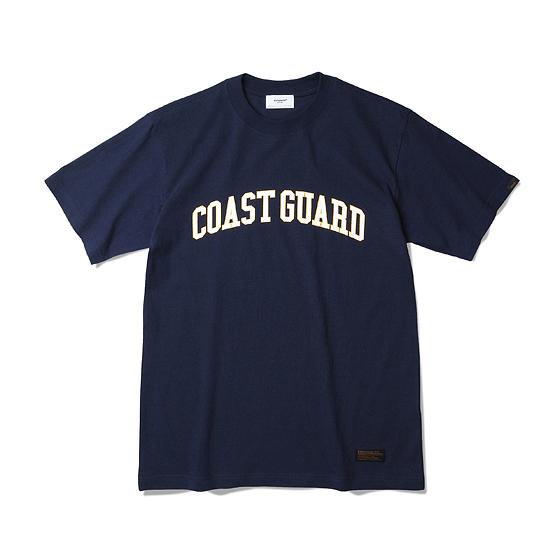 "<span style=""font-family:NanumGothic; font-size:15px; font-weight:bold;"">Coast Guard SS Tee Navy/Ivory</span><br /><span style=""font-family:NanumGothic; font-size:11px;"">Espionage에서 직접 시직하고 제직한 30수 2합 16's Combed Yarn(16수 코마원사) 원단을 메인으로 하여 가장 기본적인 두께지만 높은 밀도와 단단함을 느낄 수 있는 제품입니다. 더불어 이번 시즌부터 새롭게 적용된 16's 제품만의 타이트한 넥 라인은 과거 빈티지 제품들을 철저히 분석해 새로운 폭과 방식으로 제작되었습니다. 제품 전면에는 1790년 창설 된 미국 국토안보부 산하의 해안경비대 Coast Guard 문구를 재해석한 그래픽을 고압력 및 고열의 특수 나염 처리 방식을 사용하여 오랜 사용감에도 데미지가 적도록 나염처리 한 제품입니다. </span><br /><a href=""http://www.wherehouse.co.kr/shop/shopdetail.html?branduid=736888"" target=""_blank""><span style=""font-size:11px; color:#FFE400;"">BUY NOW</span></a>"