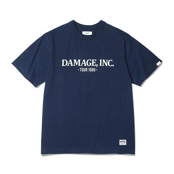 "<span style=""font-family:NanumGothic; font-size:15px; font-weight:bold;"">Damage INC Tour T-Shirt Navy</span><br /><span style=""font-family:NanumGothic; font-size:11px;"">미국산 면화(Cotton USA)를 바탕으로 OG 16's Ringspun Yarn(오리지널 16수 링원사)을 사용하여 편직된 원단으로 360g/yd²의 중량을 지니고 있으며 일반적인 편직물에 비해 도목을 최대한 좁게 편직하여 밀도를 높여 오랜 기간 사용에도 제품의 원형유지가 지속 되도록 많은 노력을 기울였습니다. 더불어 립(Rib) 역시 메인 원단 사양에 맞게끔 높은 밀도와 중량감 있는 100% Cotton 립(Rib)을 별도로 제직하여 쉽게 늘어 날 수 있는 넥 라인의 내구성을 강조한 제품입니다. 특히 제품의 완성 후 한 차례 워싱까지 작업해 후반 가공에 있어서도 심혈을 기울인 제품으로 특유의 촉감과 수축률을 고정화 시킨 것이 이번 제품의 장점이라고 할 수 있습니다. 제품 전면에는 Metalica 의 3집 앨범 수록곡인 Damage Inc 그래픽을 고압력 및 고열의 특수 나염 처리 방식을 사용하여 오랜 사용감에도 데미지가 적도록 나염처리 한 제품입니다.</span><br /><a href=""http://www.wherehouse.co.kr/shop/shopdetail.html?branduid=744723"" target=""_blank""><span style=""font-size:11px; color:#FFE400;"">BUY NOW</span></a>"