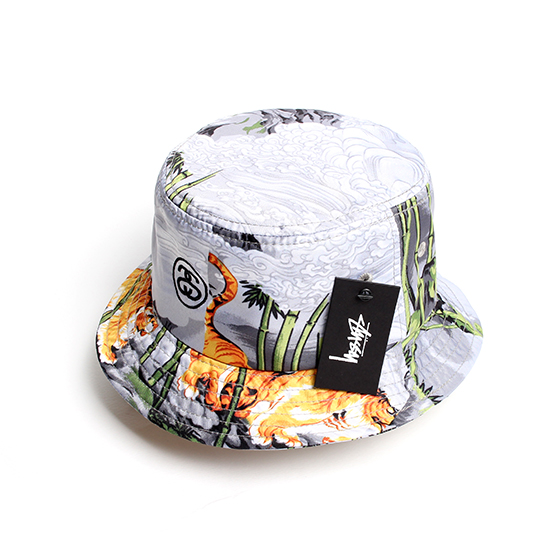 reasonably priced c7f9e 35502 stussy chinese bucket hat natural ... ac14f19e95