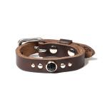 "<span style=""font-family:NanumGothic; font-size:15px; font-weight:bold;"">Horween Leather Bracelet</span><br /><span style=""font-family:NanumGothic; font-size:11px;"">미국 최고의 테너리인 Horween社의 Chromexcel Leather와 125년 역사의 American Standard Company의 스터드 Solid Brass 파츠를 사용하여 제작된 Leather Bracelet 으로 사이즈 조절이 가능하여 남녀 공용으로 착용할 수 있도록 제작하였습니다. 레더굿즈를 다루는 웨얼하우스의 브랜드 MYLT의 스텝들이 모든공정을 수작업으로 진행하여 한정된 수량만을 제공합니다.</span><br /><a href=""http://www.wherehouse.co.kr/shop/shopdetail.html?branduid=723697&xcode=009&mcode=008&scode=&type=Y&search=&sort=order"" target=""_blank""><span style=""font-size:11px; color:#FFE400;"">BUY NOW</span></a>"